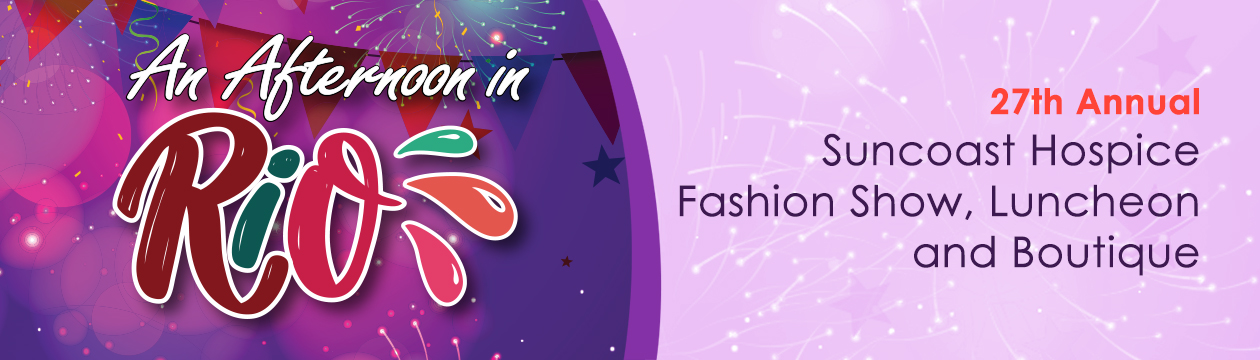 27th Annual Suncoast Hospice Fashion Show & Boutique @ Innisbrook Resort & Golf Club | Palm Harbor | Florida | United States