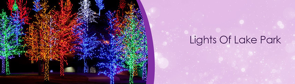 Lights of Lake Park